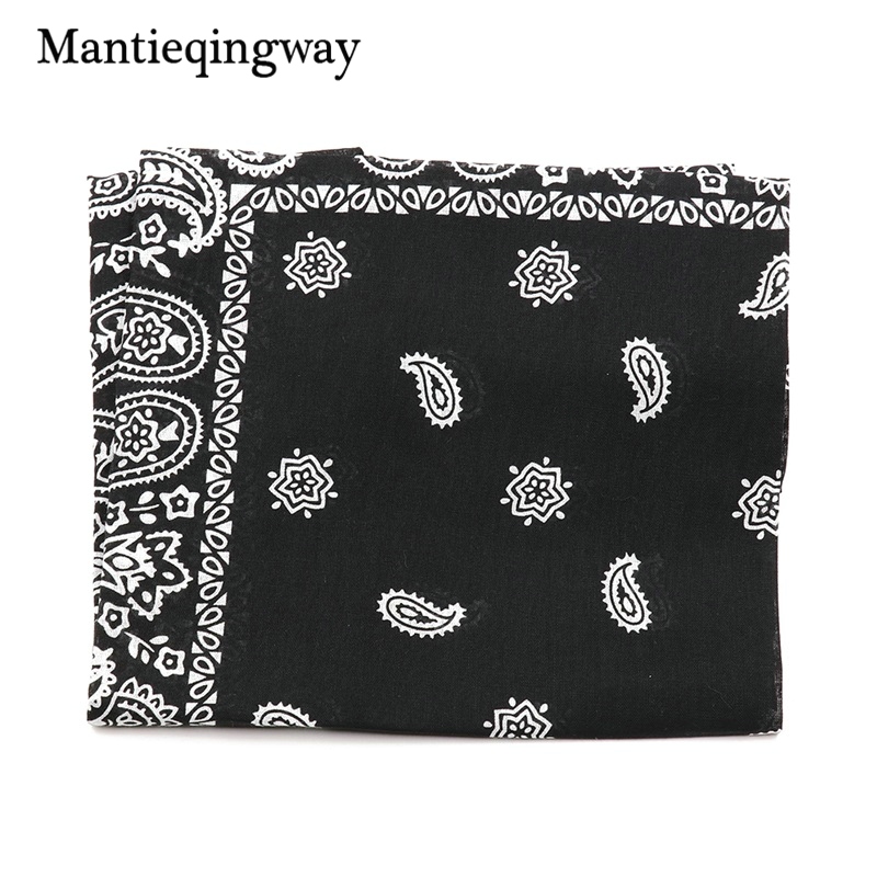 New Arrivals Cotton Print Cashew Flowers Handkerchief For Men Weddding Chest Towel Men's Accessories Hanky Suits
