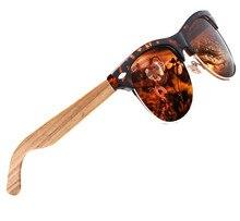 Здесь можно купить   Ablibi Club Rimless Mens Polarized Wood Sunglasses for Men & Women with 100% UV Blocking HD Lenses Blue Mirrored CR-39 Lens Apparel Accessories