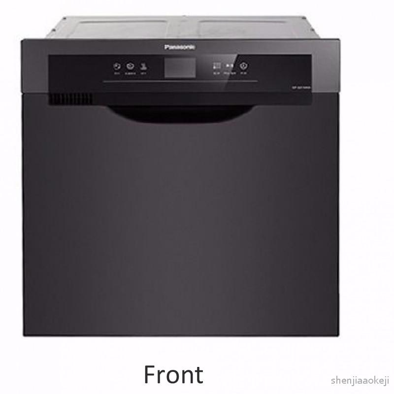 Kitchen Dish Washing Machine Intelligent Dishwasher Embedded Dishwash Machine High Temperature Sterilization Dish Washers