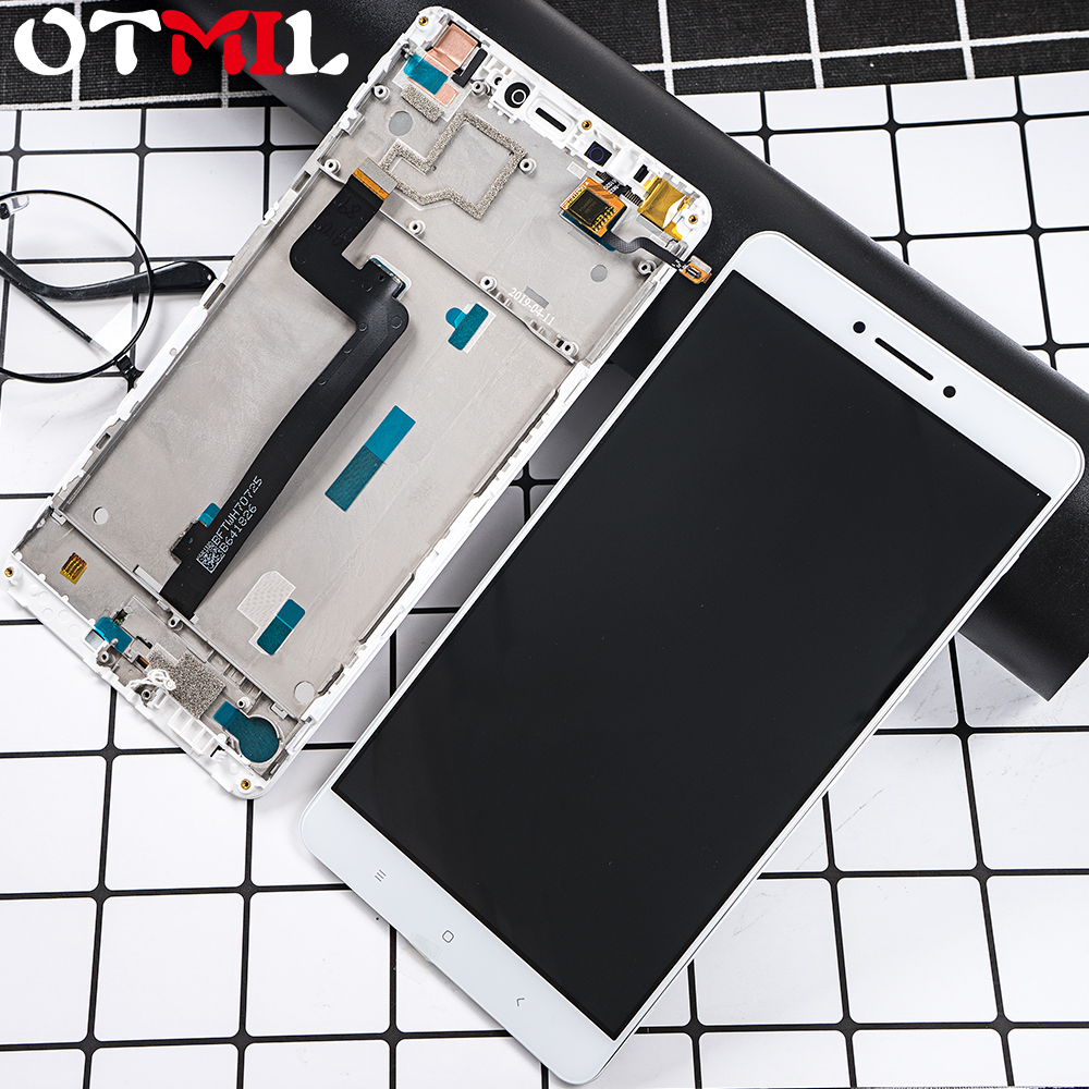 Original 6.44 LCD For XIAOMI Mi Max LCD Display Touch Screen Frame Replacement For XIAOMI Max LCD For XIAOMI Mi Max Display