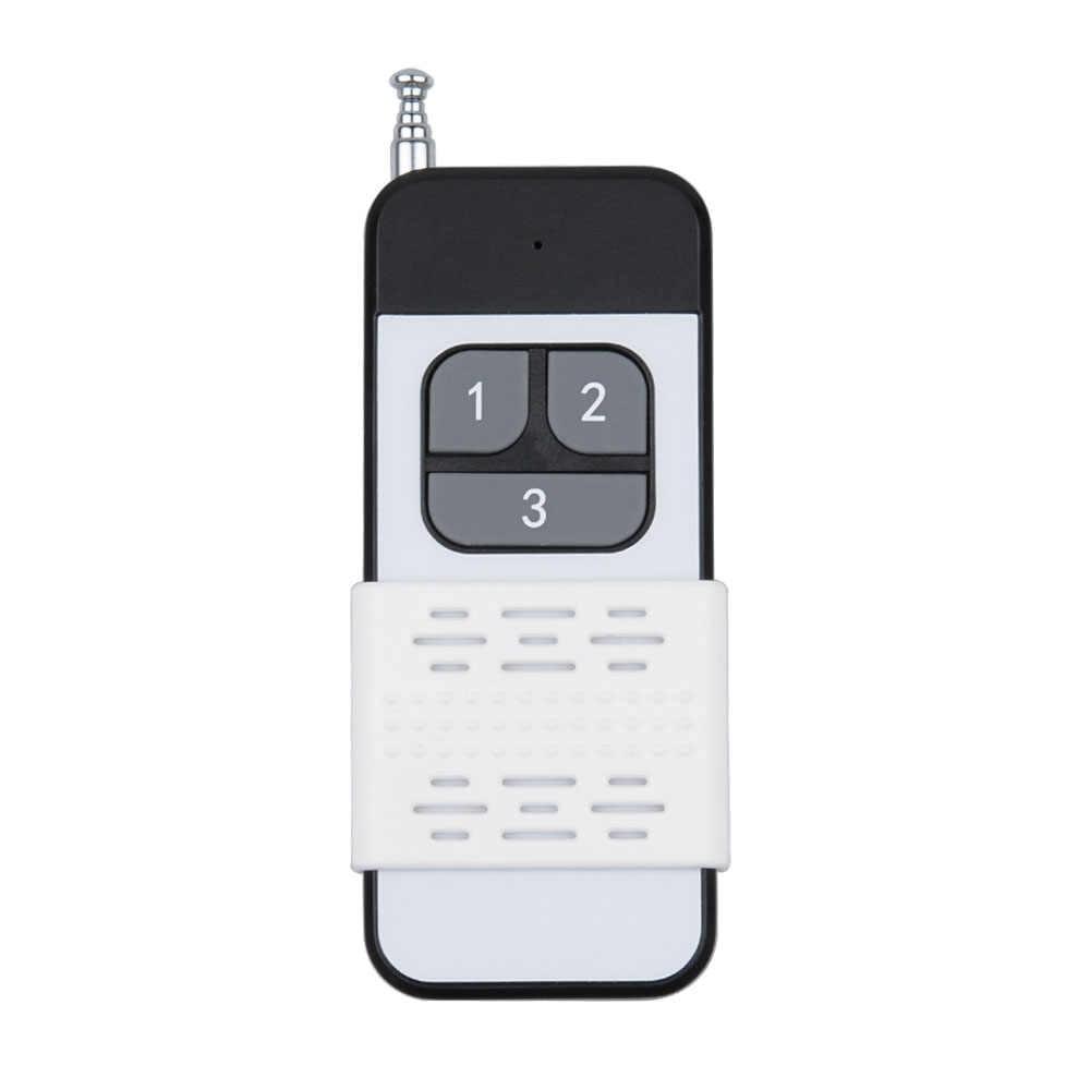 جديد اللاسلكية التحكم عن الارسال ل الذكية البعيد مفتاح 1/2/3/4 دفع غطاء طويل المدى كبير زر ev1527/2262