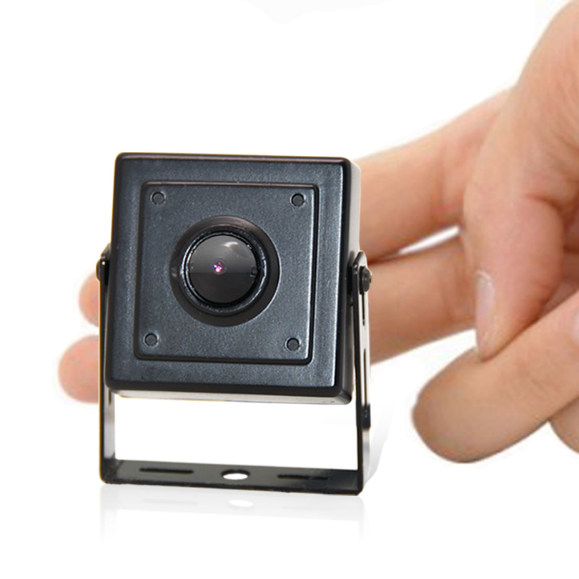 Wheezan Mini HD камера сигурност 2MP Onvif H.265 CCTV - Сигурност и защита - Снимка 4