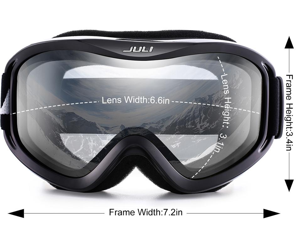 Snowboarding goggles women