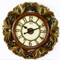 Ultralarge resin wall clock fashion clock home accessories table wall clock
