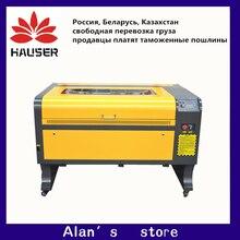 לייזר 100 w 6090 מכונת חריטת לייזר co2 לייזר חרט מכונת 220 v/110 v לייזר קאטר מכונת diy CNC חריטת מכונת