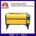 Láser 100 w 6090 máquina de grabado láser co2 máquina de grabado láser 220 v/110 v máquina de corte láser diy máquina de grabado CNC