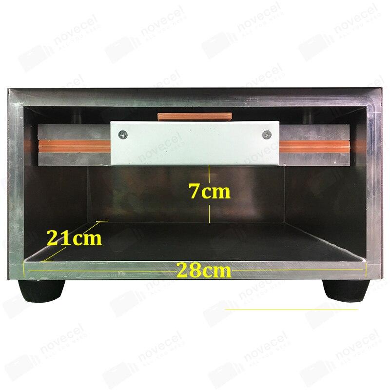 / Professional LCD NOVECEL 11