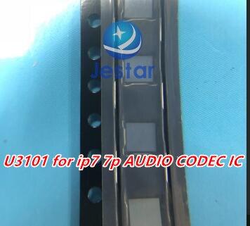 10pcs/lot U3101  CS42L71 For Iphone 7 7plus Big Main Audio Codec Ic Chip