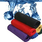 Newest Creative Cold Towel Exercise Sweat Summer Ice Towel 35*90cm Sports Ice Cool Towel PVA Hypothermia Cooling Towel TY614
