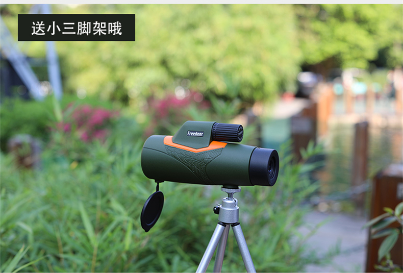 10x42 high definition handy monocular teleskop erwachsener