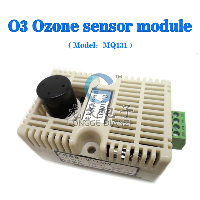 free shipping MQ131 band shell MQ-131 ozone gas sensor module gas detection
