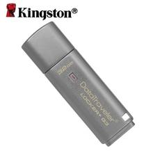 Kingston metal pen drives memory usb 3.0 falsh disk chiavetta usb key 32gb usb otg