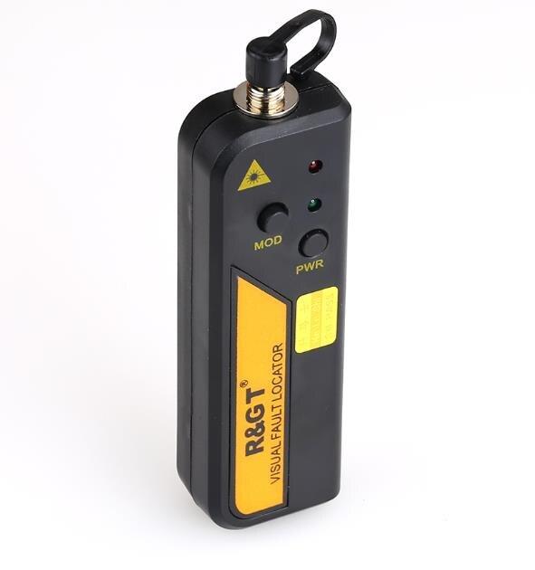 10 mW FTTH Mini type fibre optique Visual Fault Locator laser rouge Testeur Test