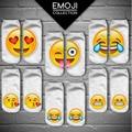 Algodón de la Historieta Ocasional OtherLinks Emoji Imprimir Diseño Divertido Calcetines Unisex Lindo Gruesa Primavera Tamaño Libre Calcetines calcetines