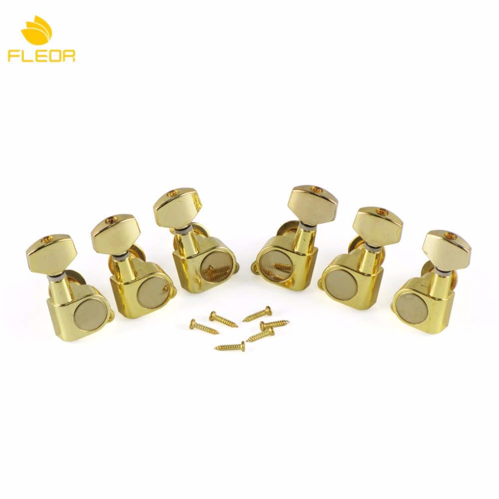 high quality 3l3r sealed gear guitar tuning keys pegs tuners machine heads for acoustic electric. Black Bedroom Furniture Sets. Home Design Ideas