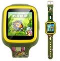 "1.33 "" Full 2.5D Q5 GPS relógio inteligente Kid assista MTK6261 Anti perdida smartWatch Kid SOS emergência com Smartphone App para Android / iOS"