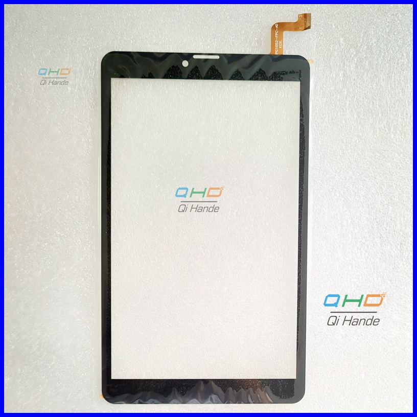 "Black New Touch Screen Digitizer For 8"" SQ-PG1052-FPC-A0 DJ Tablet Touch panel sensor replacement Free Shipping"