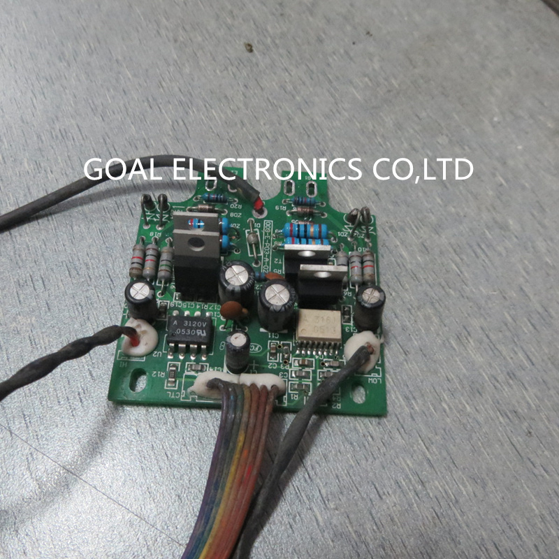 Фотография Inverter EDS1000 45/55/75kw series igbt driver board protection board board trigger board