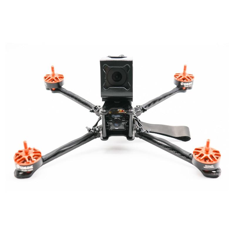 Eachine Tyro129 280 мм FPV гоночный Дрон PNP F4 OSD DIY 7 дюймов w/gps Caddx.us Turbo F2 радиоуправляемые игрушки радиоуправляемые вертолеты - 2