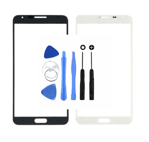 Vannego Black White Note 3 NEO Outer Glass For Samsung Galaxy Note 3 mini Front Glass N7502/N7505/N7506v/N7508v