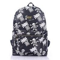 Women New Style Skull Head Virus Union Jack British Flag Printed Bag Students Travel Girls Punk Backpack