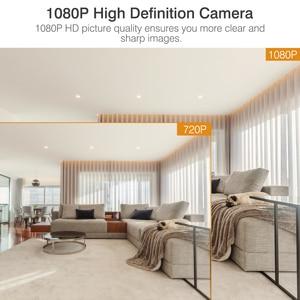 Image 3 - FLOUREON 1080P HD 3000TVL חיצוני אבטחת מערכת מצלמה 2MP 940nm ראיית לילה CCTV מעקב PAL Bullet מצלמה עבור AHD DVR