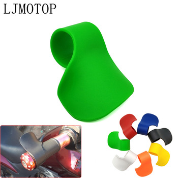 Motorcycle Throttle Assist Wrist Rest Cruise Control grips Handle Booster For HONDA CRF450R CRF250X CRF450X CRF 450R 250X 450X image