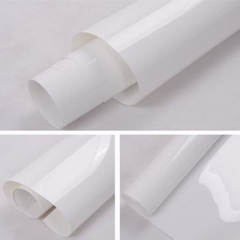 1.52x6m White Film Whiteboard Film Surface for Doors, Tables, Chalkboards, Whiteboards, on Glossy Surface 60''x236.22''
