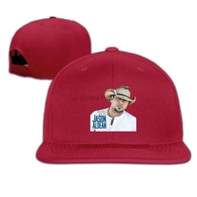 078cba5850379 Jason Aldean Old Boots New Dirt Women Mens Youth Flat Brim Snapback  Baseball Caps Cotton Fashion