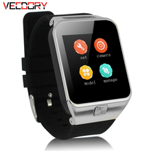 Vecdory GW06 Smart Watch With Heart Rate Monitor GPS Camera Touch Screen Bluetooth Smart Watch With Camera for Apple Android