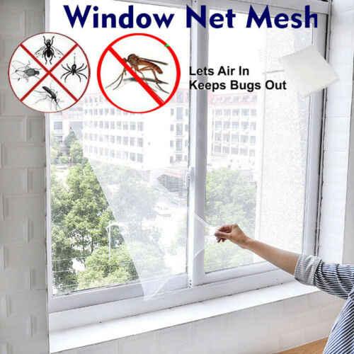 Магнитная сетка на окно двери подхват для занавески сетевая защита комары мухи Жук Насекомое Экран