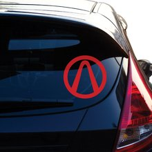 Borderlands Who Decal Sticker for Car Window, Laptop, Motorcycle, Walls, Mirror and More. # 457 (4 x 4, Red) borderlands who decal sticker for car window laptop motorcycle walls mirror and more car sticker car door protector