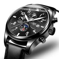 كرنفال العلامة التجارية الفاخرة الساعات الرجال التلقائي الميكانيكية الرجال ساعة الياقوت reloj hombre مضيئة relogio ساعة اليد C8764G 6|wristwatch brand|wristwatch mens automaticwristwatch mens -