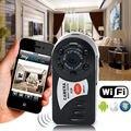 4 GB carte + Q7 enregistreur infrarouge Vision nocturne caméscope Wifi IP caméra réseau sans fil|Caméras de surveillance| |  -