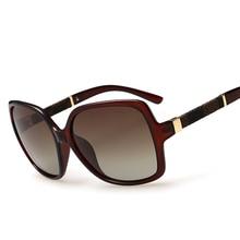2017 NEW polarized sunglasses women  luxury Brand designer fashion original Women's sun glasses  uv400