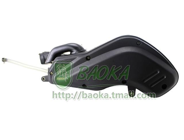 Motocicleta filtro de ar filtro de conjunto do filtro de ar GY6 125 150 patos BWS