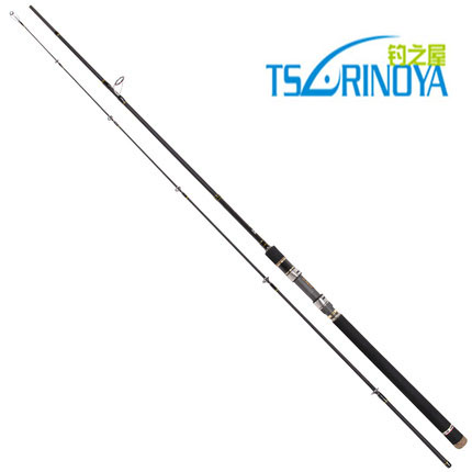 Trulinoya  SEA BASS  2.4 m /2.7 m M tune Spinning Rods straight shank Lure rod Sea bass rod fishing rod mz 7c cork straight shank elastic rod fishing sea rod fishing activities