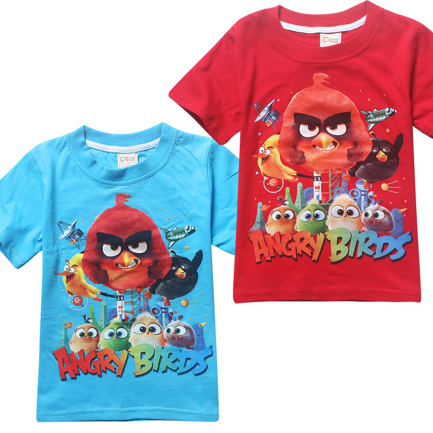 Angry birds clothes online