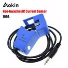 AC Current Sensor SCT-013-000 2PCS/1Pcs Non-invasive Split Core Current Transformer AC current sensor 100A 50mA SCT-013-000