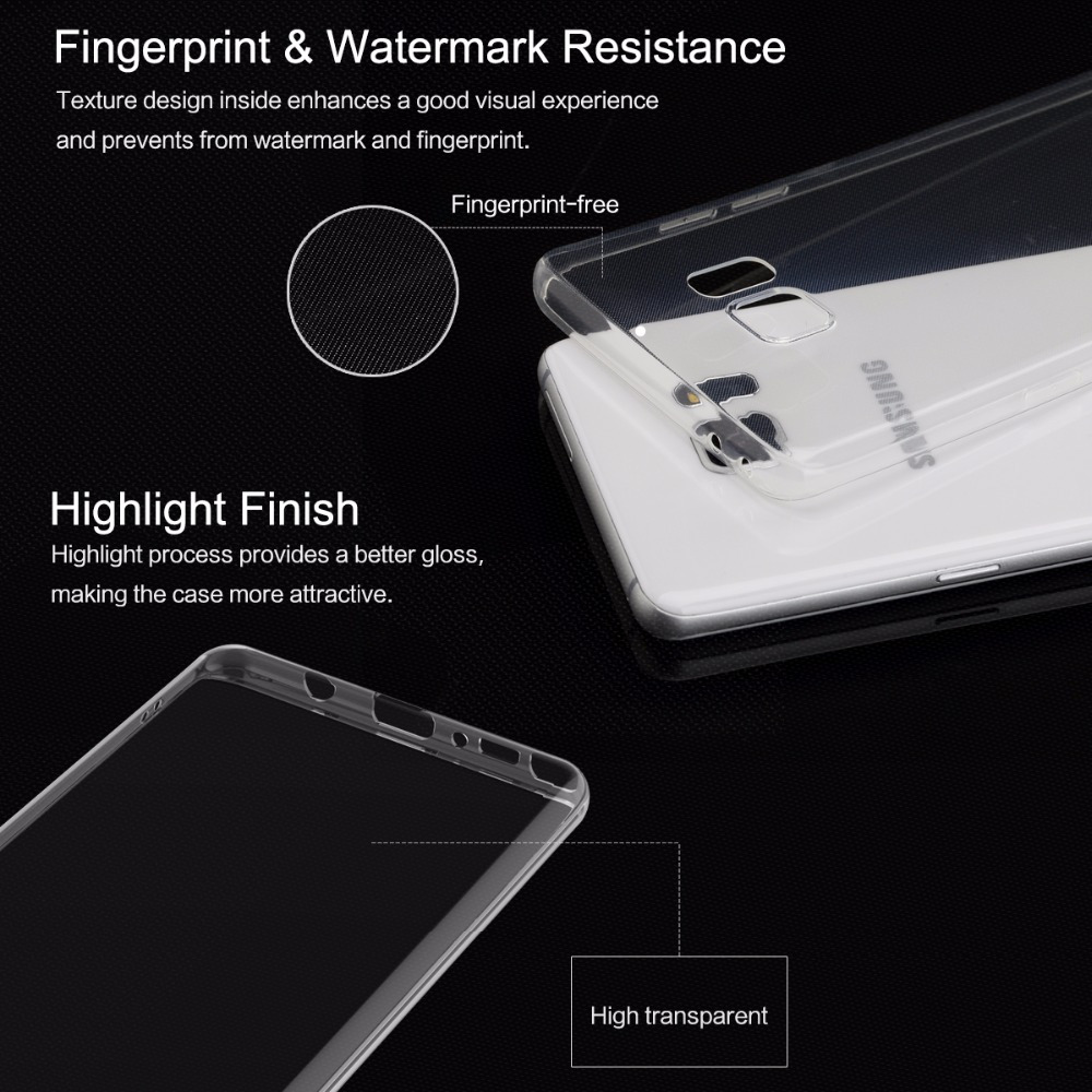 online retailer 3e3da 30005 US $3.14 49% OFF|ROCK Ultrathin TPU case for Samsung Galaxy Note 7 0.6mm  Brand phone cover Transparent Slim back case for note7 Clearance 49%-in ...