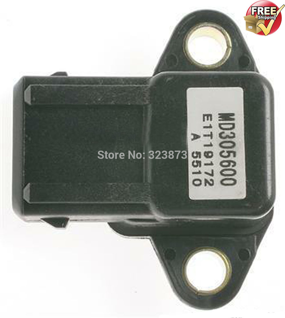 good one! High quality MANIFOLD PRESSURE MAP SENSOR MD305600 fit for mitsubishi Eclipse Galant Lancer =