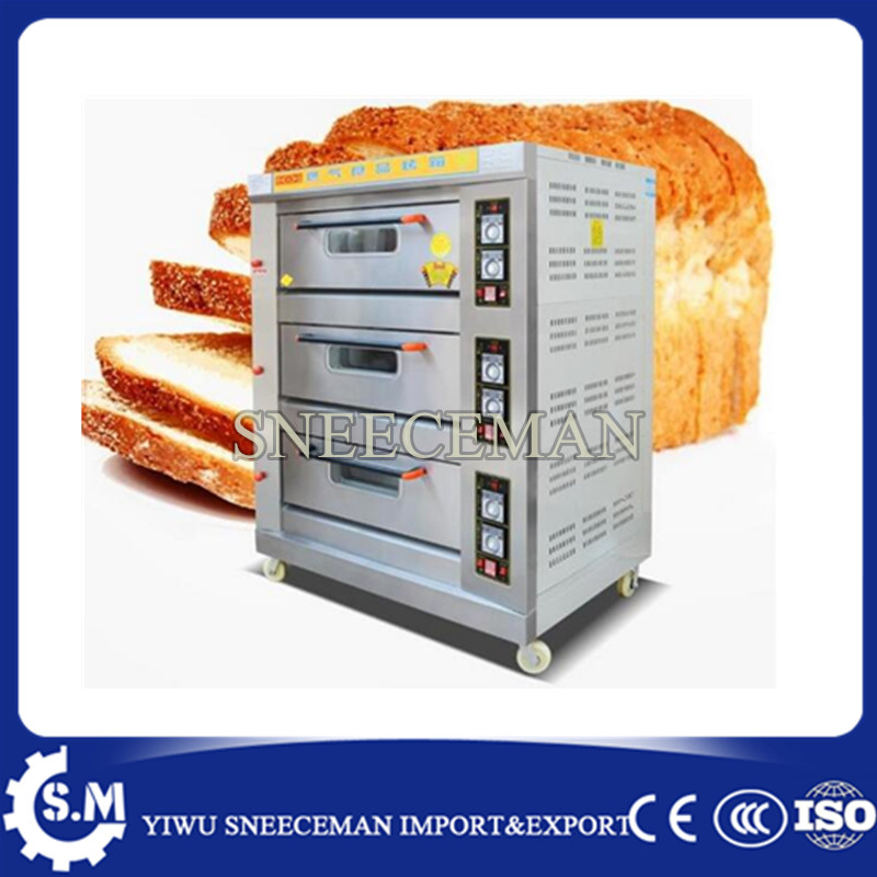 3layers 6trays GAS oven machine|gas oven|oven oven|oven gas - title=