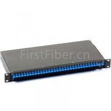 FirstFiber 1x8 SC/UPC Ekleme Tipi PLC Splitter, (1xN, 2xN Seçeneği), g657A Fiber, güçlü dış paket