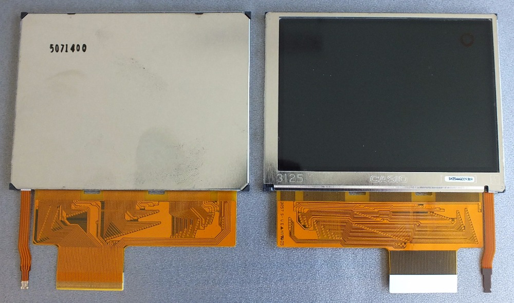 5H35AAQ009389 LCD display screens Touch screen od104sl4 lf od104sl4 lcd display screens