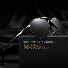 HDCRAFTER 100% UV Protection High Quality Polarized Designer Sunglasses
