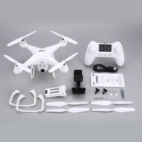 RC Drone S20W FPV 720P/1080P Camera Selfie Altitude Hold Headless Mode Auto Return Takeoff/Landing Hover GPS RC Helicopter Toys