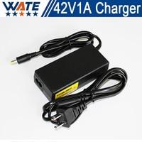 42 V 1A caricabatteria 10 S 42 V uscita caricabatterie 42V1A 36 V ai polimeri li-ion battery charger per Trasporto libero
