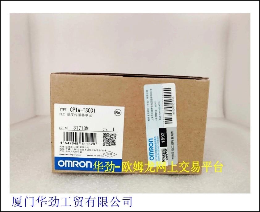 CP Series PLC Temperature Sensor Unit CP1W-TS001 New Original 100% Original Product