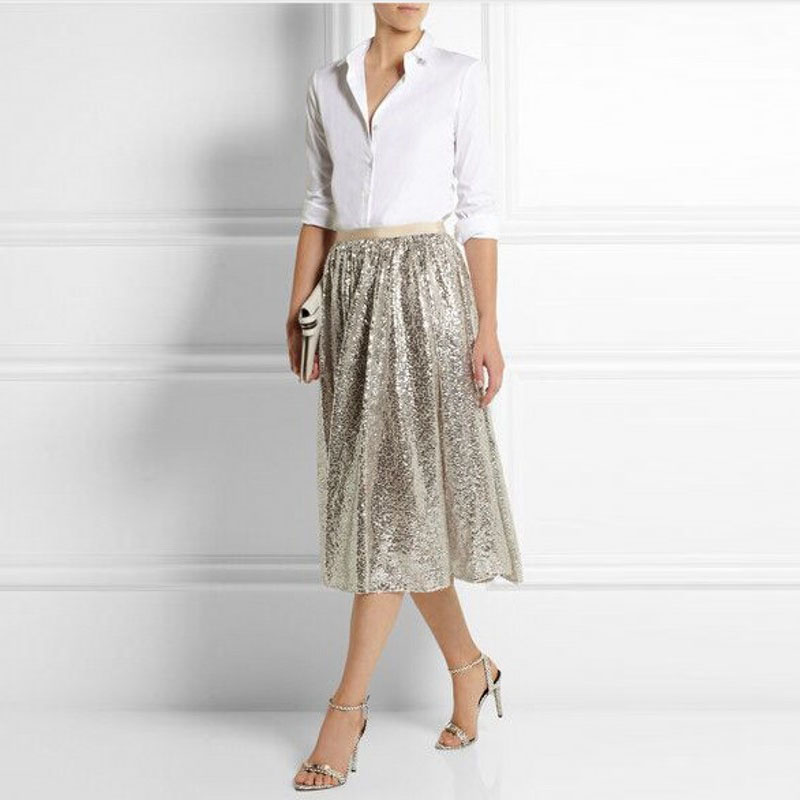 Compare Prices on Mid Length Skirt- Online Shopping/Buy Low Price ...