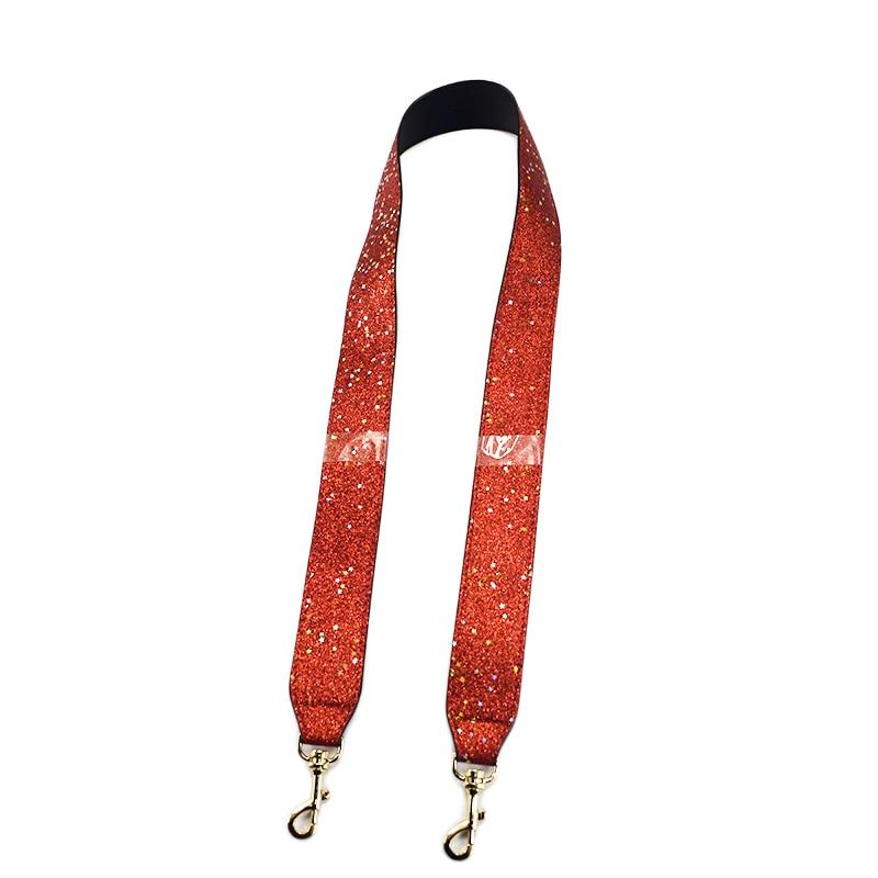 103cm Bag Strap Handbag Straps Replacement Parts Bag Belts Leather Diy Handles For Women Shoulder Bags Accessories Red Parts